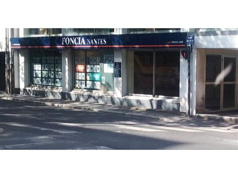 Cabinet Immobilier Nantes by Agence Immobili 232 Re Nantes 44000 Foncia Nantes 28