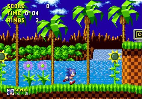 Platform Sonic sonic the hedgehog sega mega drive one of the best classic platform of all time great