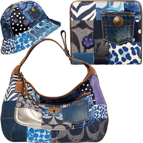 Coach Patchwork Purse Collection - new purse alert coach patchwork handbag collection