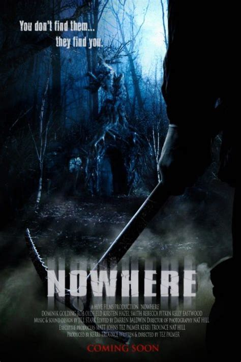 film horror upcoming upcoming horror movie quot nowhere quot expected 2014 fb me