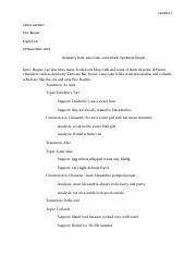 Bag Speech Outline by Brown Bag Speech Doc Lambert Brown Bag Speech Introduction 1 Start Talking About How