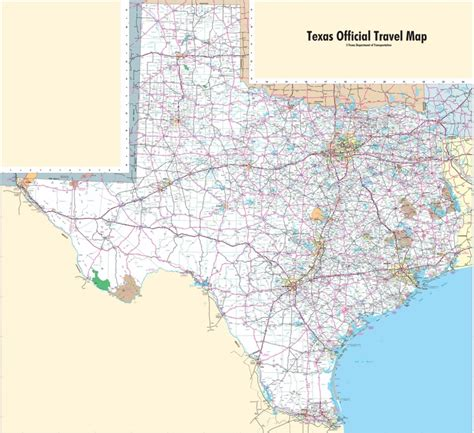 detailed texas map small towns of texas map pictures to pin on pinsdaddy