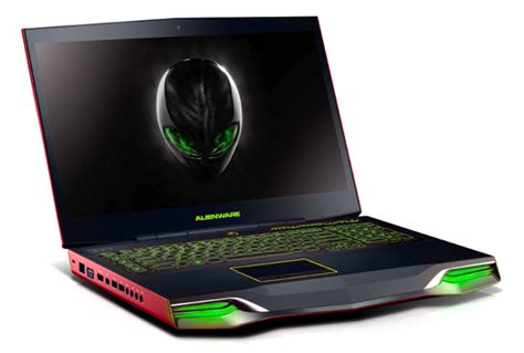 Dell Alienware M18x 18.4in gaming notebook ? The Register