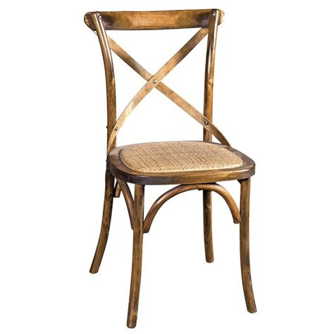 sedie noce sedia cross legno noce mobili etnici provenzali shabby