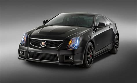 cts v cadillac 2015 cadillac cts v coupe special edition revealed news