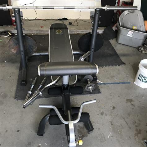 golds gym bench press bar golds gym bench press bar 28 images golds gym xr5