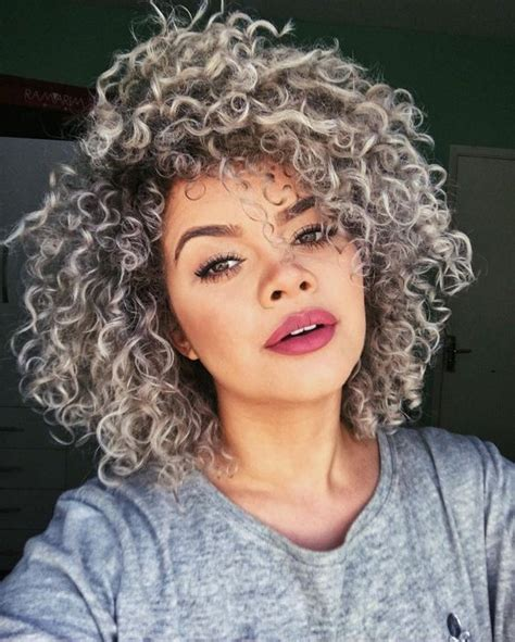 hairstyles gray curly hair 70 grey hair styles ideas and colors my new hairstyles