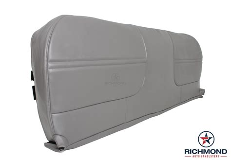 ford bench seat cover 2002 ford f 250 xl vinyl bottom bench seat cover gray