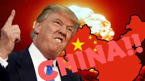 donald trump china トランプ氏が china と連呼するだけの動画ww donald trump just says quot china