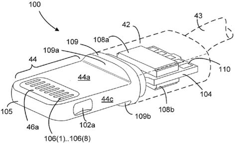 apple s lightning connector detailed in newly published