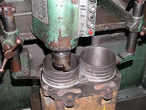 retrofitting  amc vertical boring machine