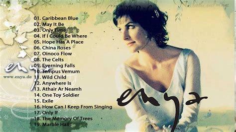 enya best enya best songs album greatest hits of enya