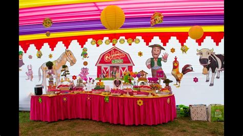 decoracion la granja de zenon decoracion de la granja de zenon dulce ilusion youtube