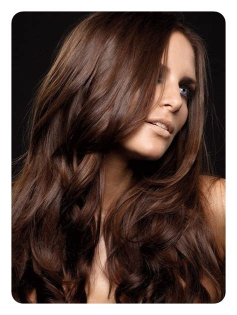 chocolate brown hair color 67 amazing chocolate brown hairstyles to brighten your look