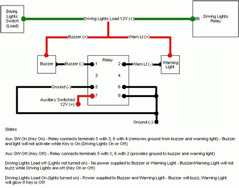 5 pin power window wiring diagram free wiring