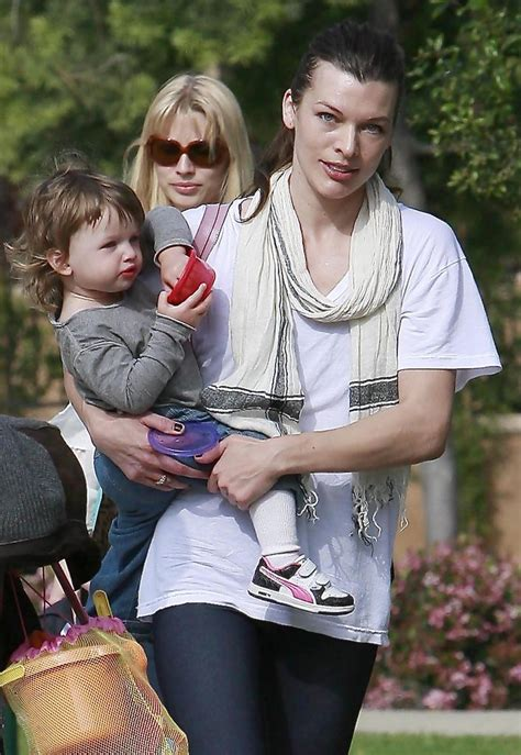 milla jovovich daughter milla jovovich in milla jovovich and daughter ever