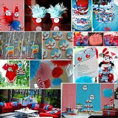 Thing 1 And Thing 2 Baby Shower Supplies by Showers Ideas On 1st Birthday