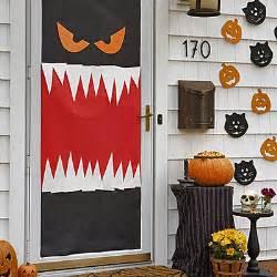 Decorating Door For Halloween Halloween Classroom Door Decorations