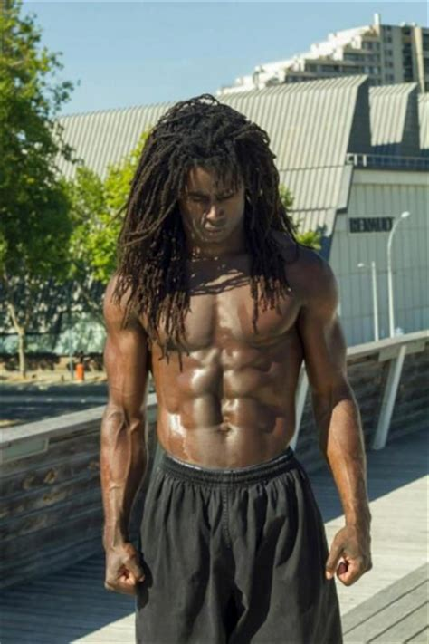 58 Black Men Dreadlocks Hairstyles Pictures