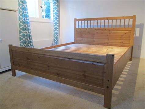hemnes queen bed ikea hemnes pine queen bed victoria city victoria