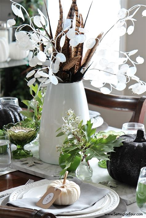 easy fall table centerpieces easy fall table centerpiece with elements