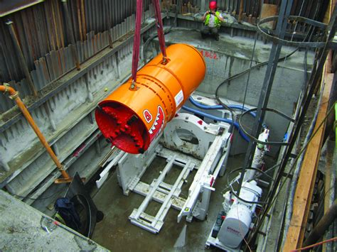 planning construction  microtunneling projects