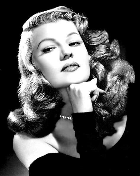 red head actress from 1940s rita hayworth gallery