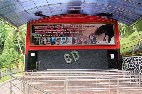 film petualangan 100 jam bioskop 6 dimensi taman wisata kyai langgeng