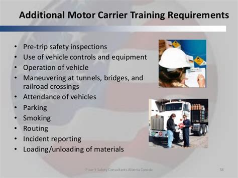 49 cfr section 390 5 in the usa to learn hazmat