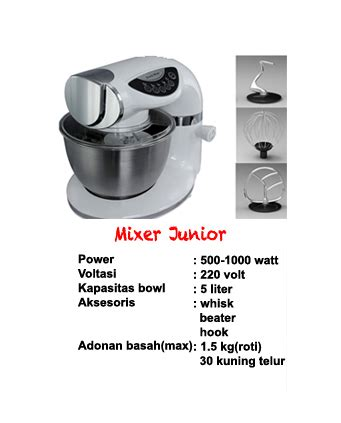 Mixer With Bowl Signora mixer junior