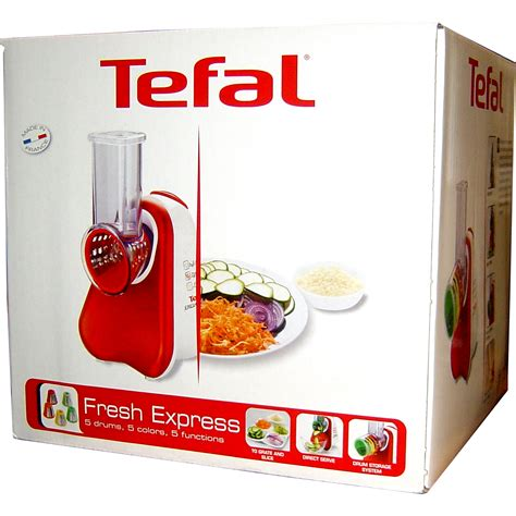 James Martin Kitchen Knives by Tefal Mb750 Slicer And Grater Elf International Ltd
