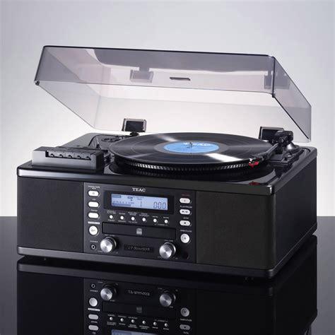 cd recorder deck teac lp r660usb pb turntable with usb cd recorder