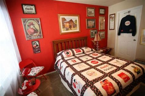 coca cola bedroom home the o jays and accent walls on pinterest