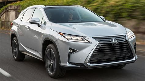 2015 lexus rx suv review drive carsguide