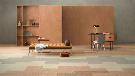 Linoleum Fliesen by Marmoleum Modular Linoleum Tiles Forbo Flooring Systems