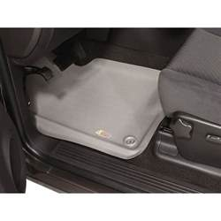 Nifty Carpet Floor Mats Nifty Catch All Xtreme Floor Liners Mats 400202 Front Gray