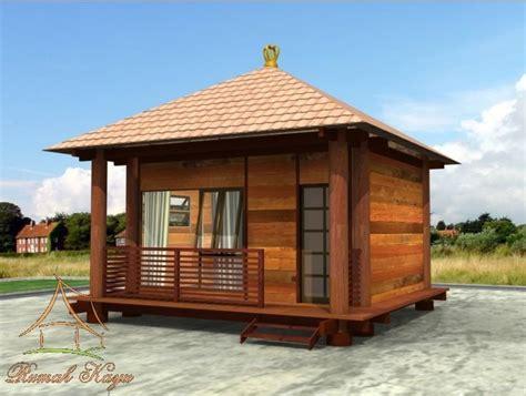 desain dapur sederhana dari kayu contoh model desain rumah kayu sederhana dirumahku com