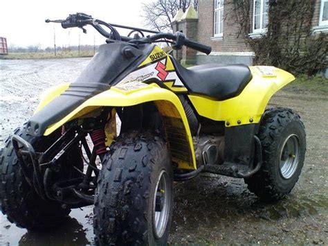 2005 Suzuki Lt80 Suzuki Lt80 125 2005 Skal Snart Males Lidt His Og