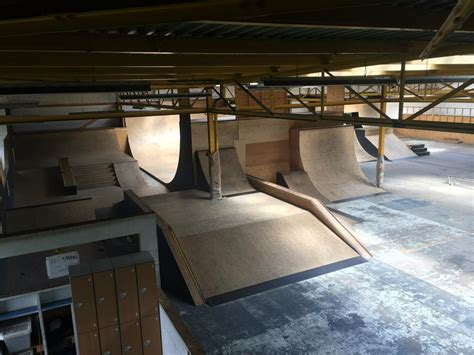 Garage Livingston by Guide To The Garage Skatepark