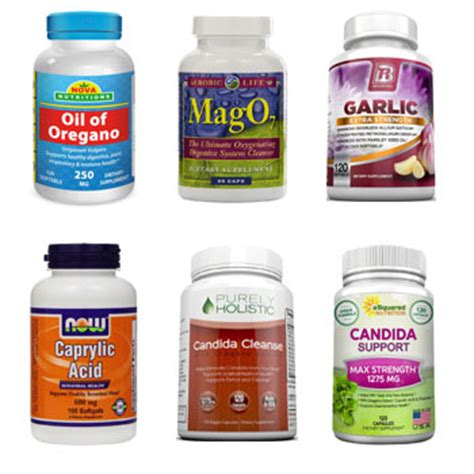 supplement yeast infection candida supplements to fight yeast overgrowth fungal