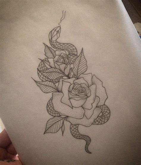 tattoo lou snake by medusa lou artist