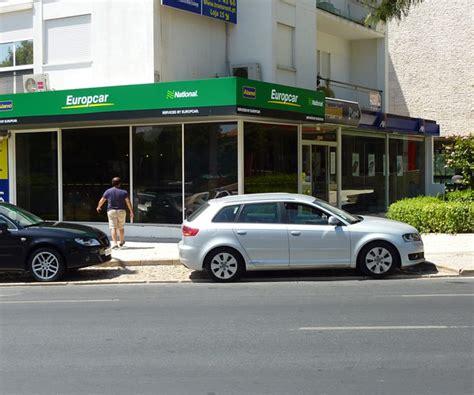 Easyjet car hire Lisbon Airport   Europcar low cost car