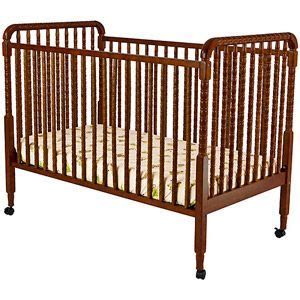 Lind Crib History by On Me Lind Fixed Side Crib Choose Your Finish