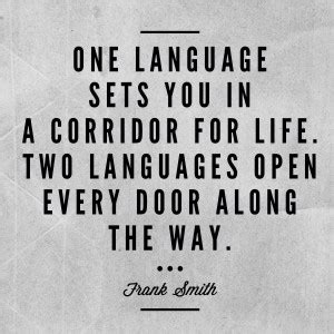 learn about one at a quotes why be bilingual quotesgram