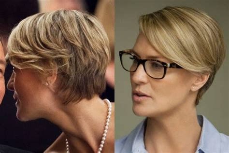 progression of robin wrights hair in house of cards best haircut robin wright on house of cards vulture