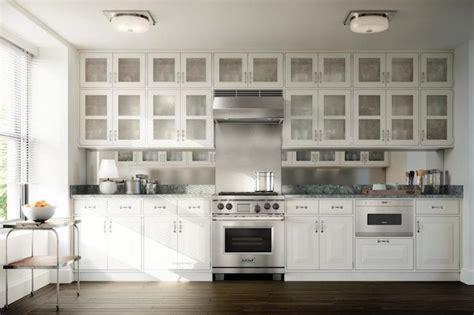 stacked kitchen cabinets stacked kitchen cabinets transitional kitchen corcoran