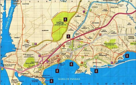 panama city map chance of a lifetime in panama mission 2 house hunters international patino version