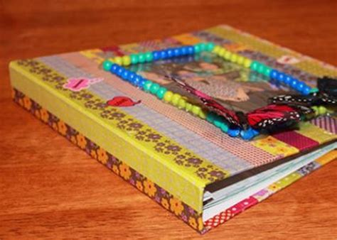 How To Make A Handmade Scrapbook Album - 40 pretty and cool scrapbook ideas