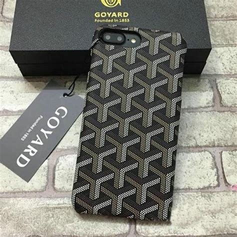 Iphone 6 6s Bart Goyard Pink Hardcase buy wholesale personalized goyard leather pattern cases back covers for iphone 8 plus