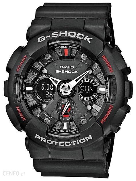 Casio Ga 120 1a casio g shock ga 120 1aer zegarki m苹skie ceny i opinie